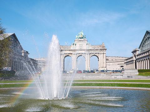 五十周年纪念公园旅游景点图片