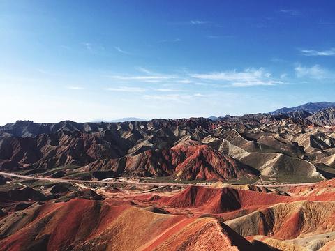 丹霞山的图片