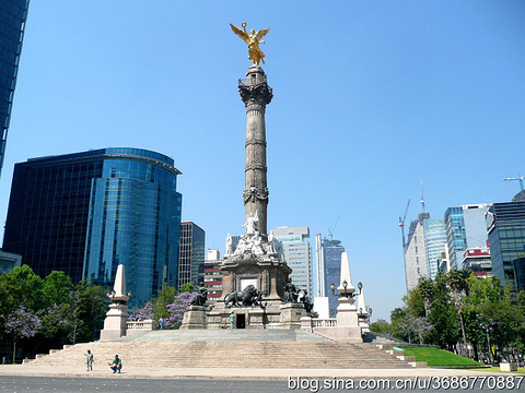 独立纪念碑旅游景点攻略图