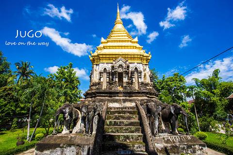清曼寺的图片