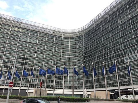 欧盟委员会旅游景点图片