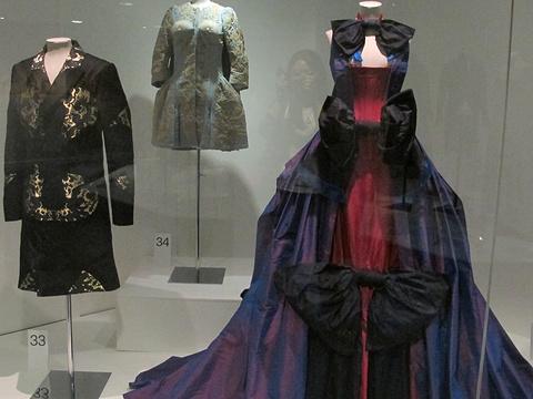 时装博物馆旅游景点图片