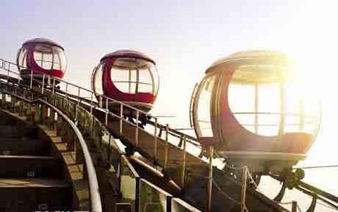 广州塔460米摩天轮旅游景点攻略图