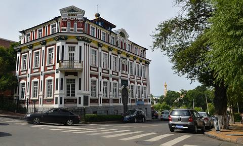 日本领事馆旧址