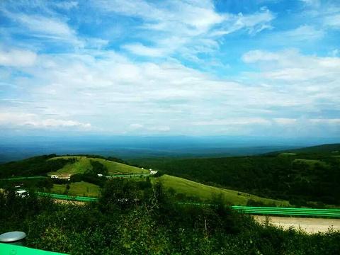 长白山天池旅游景点攻略图