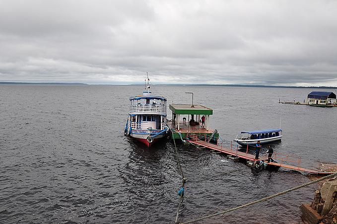 玛瑙斯港图片
