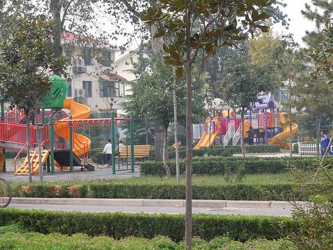 刘庄旅游景点攻略图
