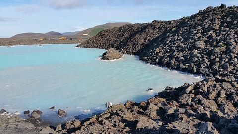 冰岛蓝泻湖旅游景点攻略图