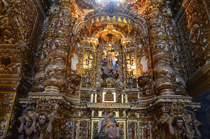 圣弗朗西斯科大教堂图片
