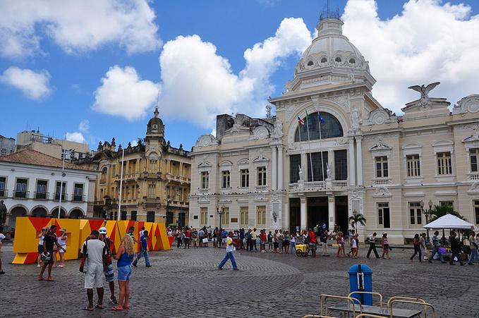 索萨广场图片