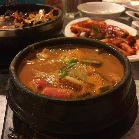 Asian Kitchen Korea Cuisine亚洲厨房韩国料理 -2018不过他那个年轻图片
