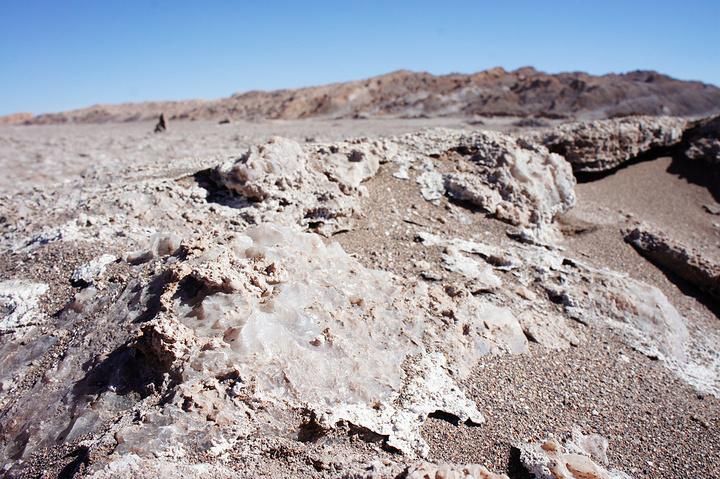 """""""...于智利中部的首都圣地亚哥做大巴到San Pedro de Atacama小镇,竟然要22个小时_阿塔卡马沙漠""""的评论图片"""