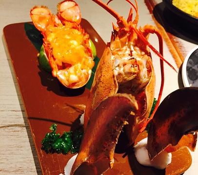 上屿水产创意海鲜餐厅旅游景点攻略图