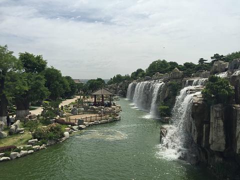 中国唐苑旅游景点图片