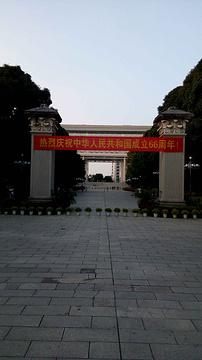 广西大学旅游景点攻略图