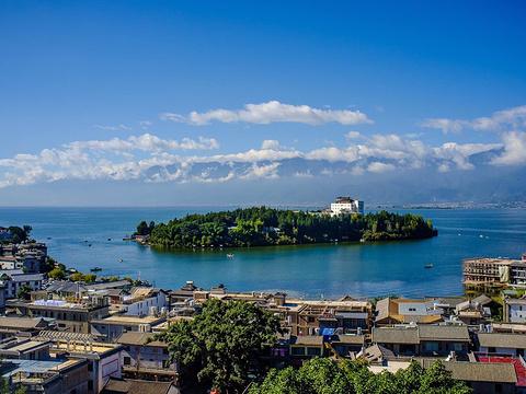 南诏风情岛旅游景点图片
