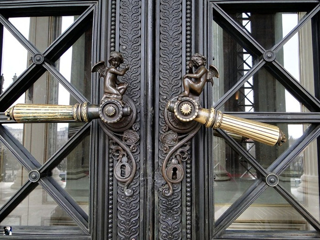 """...heophil Hansen(奥费尔·汉森)设计的希腊式华丽建筑,被誉为""欧洲最美的国会大厦""_奥地利国会大厦""的评论图片"
