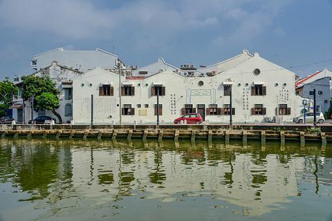 马六甲河旅游景点攻略图