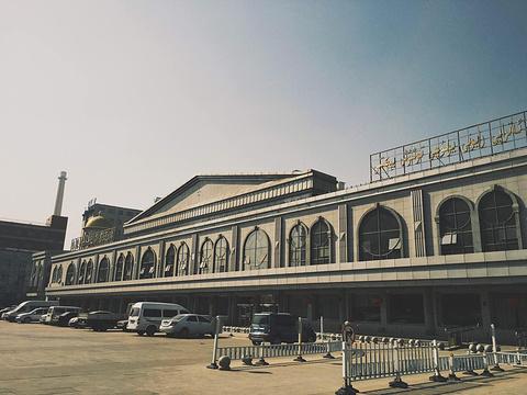 北郊客运站旅游景点攻略图