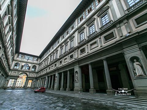 乌菲兹美术馆旅游景点图片