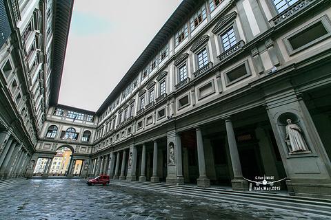乌菲兹美术馆的图片
