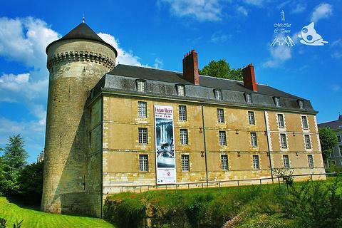 图尔城堡旅游景点攻略图