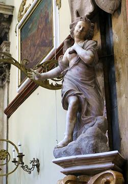 Franciscan修道院旅游景点攻略图