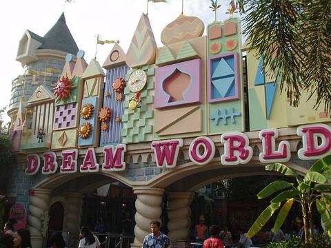 梦幻世界旅游景点攻略图