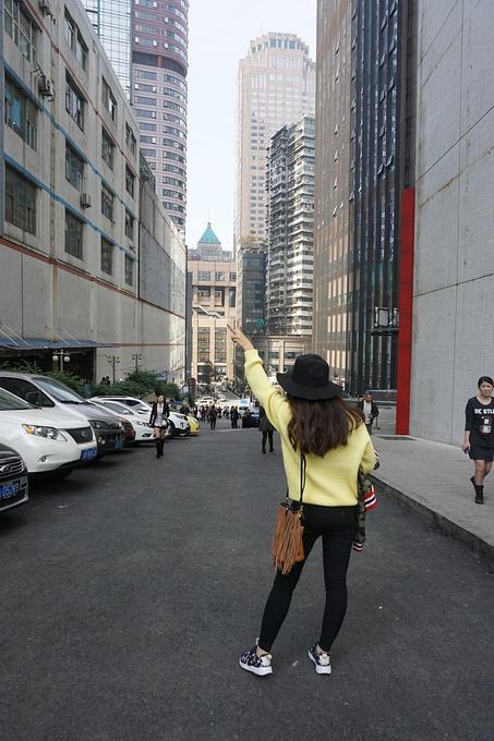 洋人街图片