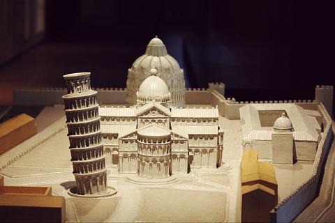 比萨大教堂博物馆旅游景点攻略图