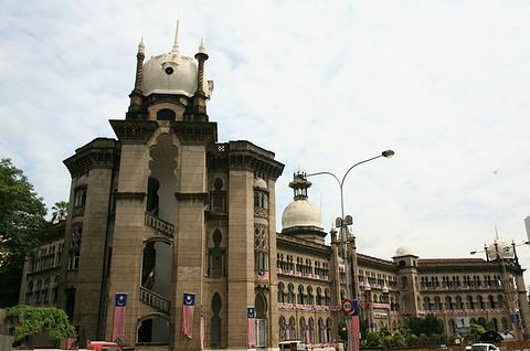 吉隆坡火车总站旅游景点攻略图