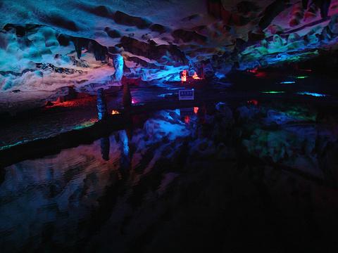 冷水江波月洞旅游景点攻略图