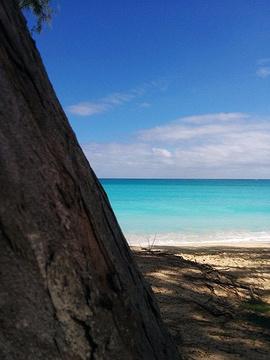 怀马纳洛海滩旅游景点攻略图