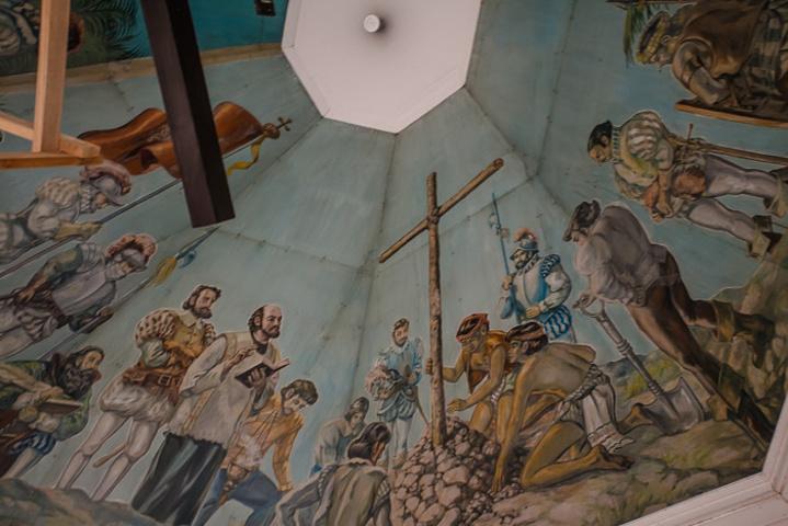 """""""【贴士】十字架位于圣婴大教堂旁,可以将两者一同参观,对菲律宾基督教历史有更加深入的了解_麦哲伦十字架""""的评论图片"""