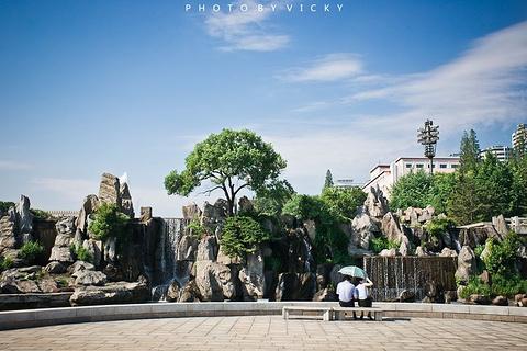 万寿台喷水公园旅游景点攻略图