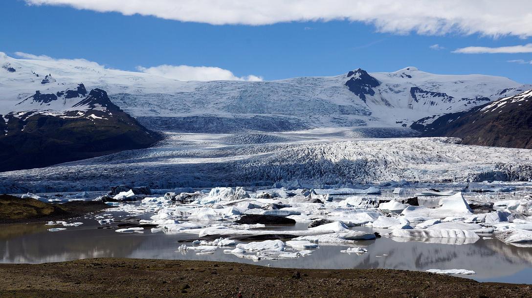 中年大叔的奇幻之旅——冰岛