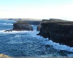 野性大西洋之路与环爱尔兰自驾之旅