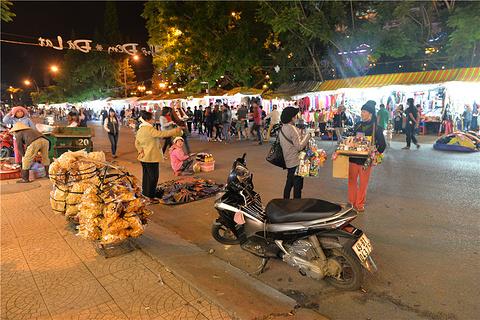 槟城市场旅游景点攻略图