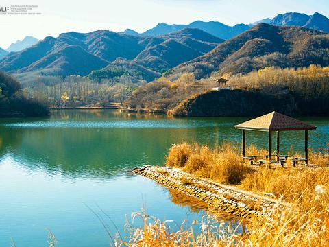 玉渡山景区旅游景点图片