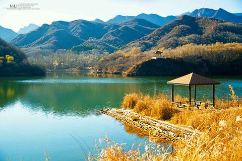 玉渡山景区的图片