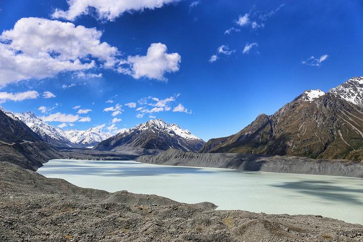 """""""景色真的很让人震撼_塔斯曼冰川""""的评论图片"""