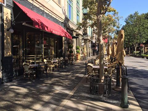 Santana Row旅游景点图片