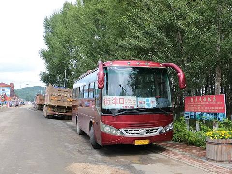 街津口赫哲族民族村旅游景点图片