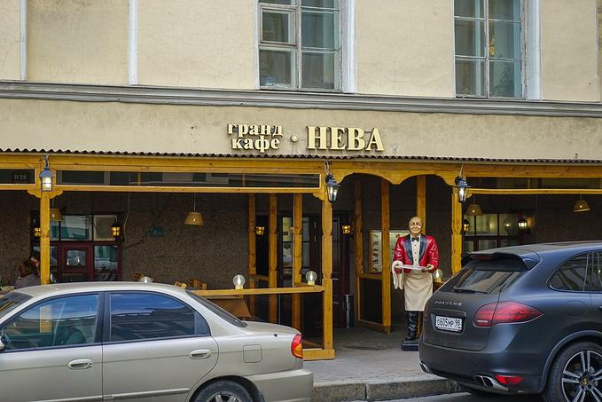 圣彼得堡HEBA咖啡馆图片