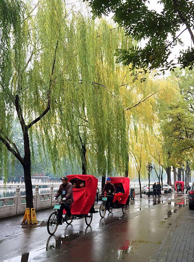 一个人的北京游记
