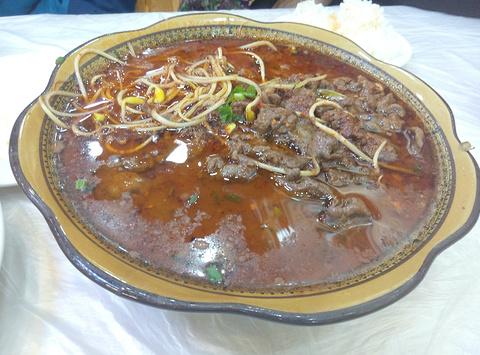 老成都川菜馆旅游景点攻略图