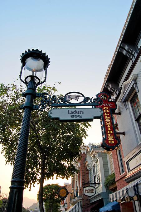 美国小镇大街图片