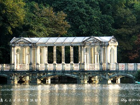 玻璃桥旅游景点图片