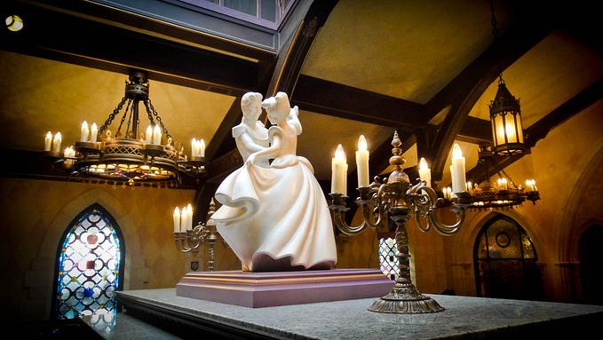皇室宴会厅图片