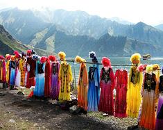 大美新疆(1)天池与吐鲁番